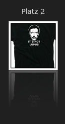 Platz 2 - DR House Shirt